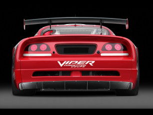 Картинка dodge viper competition coupe 2003 автомобили