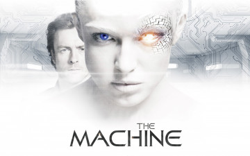 обоя the machine, кино фильмы, машина