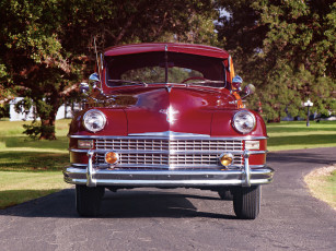 обоя chrysler town & country 1947, автомобили, chrysler, 1947, country, town