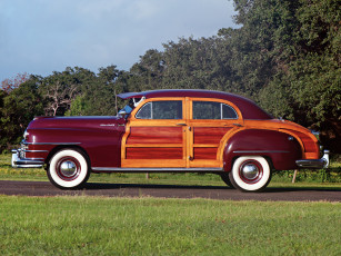 обоя chrysler town & country 1947, автомобили, chrysler, town, 1947, country