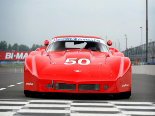 Картинка greenwood+corvette+imsa+racing+coupe+1977 автомобили corvette imsa greenwood 1977 racing coupe