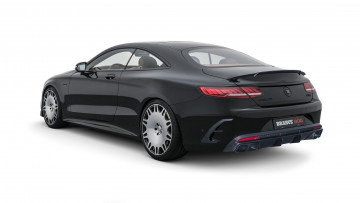 обоя brabus 800 coupe based on mercedes-benz amg s-63 4matic coupe 2018, автомобили, brabus, amg, mercedes-benz, based, coupe, 2018, 800, 4matic, s-63