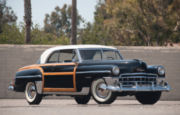 обоя chrysler town & country newport coupe 1950, автомобили, chrysler, town, country, newport, coupe, 1950