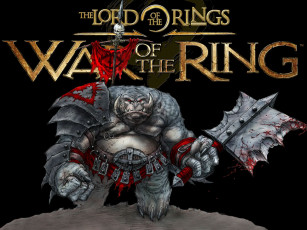 обоя lord, of, the, rings, war, ring, видео, игры