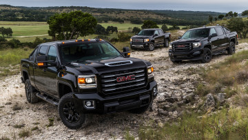 Картинка gmc+sierra+2500+hd+all+terrain+x+2017 автомобили gm-gmc terrain x 2500 sierra gmc all hd 2017
