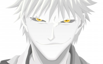 Картинка аниме bleach hichigo hollow пустой