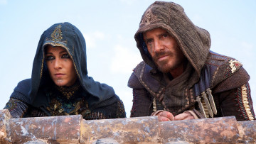 обоя кино фильмы, assassin`s creed, michael, fassbender, ariane, labed