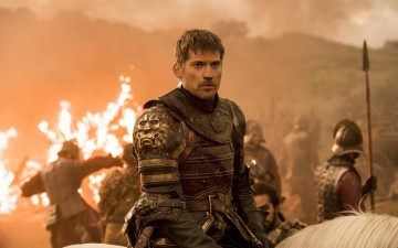 обоя кино фильмы, game of thrones , сериал, jaime, lannister, nikolaj, coster-waldau