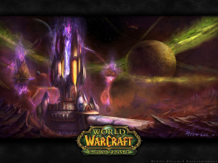 Картинка видео игры world of warcraft the burning crusade