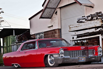 Картинка автомобили cadillac caddy