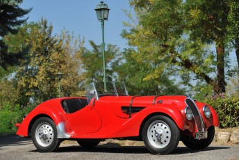 обоя frazer nash bmw 328 roadster 1936, автомобили, bmw, 1936, roadster, 328, nash, frazer