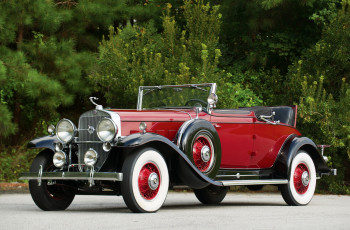 обоя cadillac v12-370-a convertible coupe 1931, автомобили, cadillac, 1931, v12-370-a, convertible, coupe