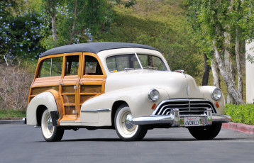 обоя oldsmobile special 66, 68 station wagon 1947, автомобили, oldsmobile, station, special, 66-68, 1947, wagon