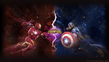 Картинка marvel +contest+of+champions видео+игры contest of champions файтинг action