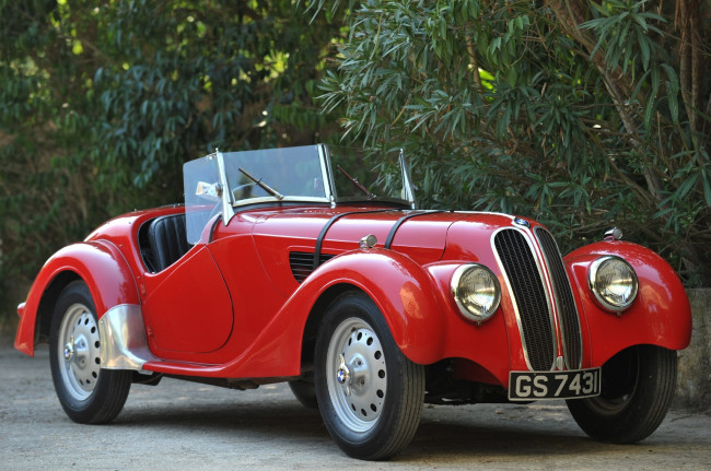 Обои картинки фото frazer nash bmw 328 roadster 1936, автомобили, bmw, 328, roadster, 1936, nash, frazer