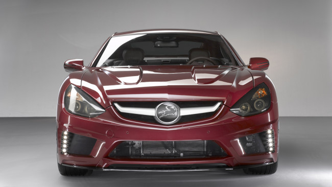 Обои картинки фото carlsson super gt c25 china limited edition 2012, автомобили, mercedes-benz, edition, limited, china, c25, gt, super, carlsson, 2012