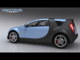 Картинка 2008 motive switch concept автомобили 3д
