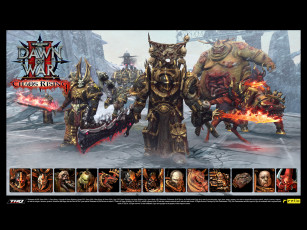 Картинка warhammer 40 000 dawn of war ii chaos rising видео игры