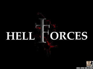 обоя hellforces, видео, игры, hell, forces