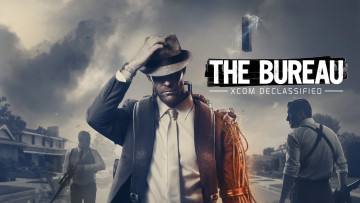 обоя the, bureau, xcom, declassified, видео, игры, шляпа