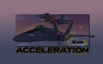 обоя flight, simulator, acceleration, видео, игры