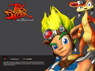 обоя видео, игры, jak, and, daxter, the, precursor, legacy