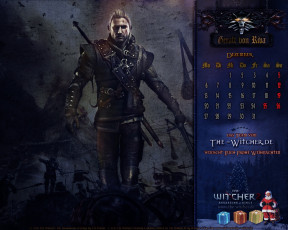 Картинка the witcher assassins of kings видео игры