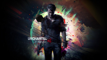 Картинка видео+игры uncharted+4 +a+thief`s+end uncharted 4 путь вора игра playstation the thiefs end ps4 game