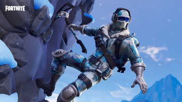 Картинка fortnite+deep+freeze+bundle видео+игры fortnite deep freeze bundle постер pic games персонаж