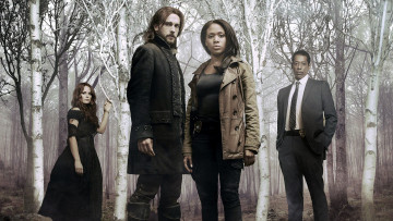 обоя кино фильмы, sleepy hollow , сериал, cast
