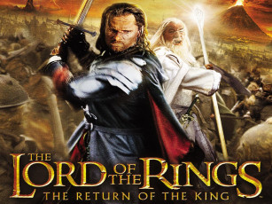 обоя видео, игры, the, lord, of, rings, return, king