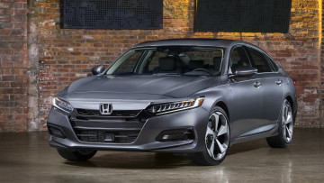Картинка honda+accord+touring+2018 автомобили honda accord 2018 touring
