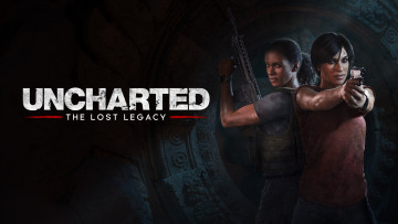 обоя uncharted,  the lost legacy, видео игры, the, lost, legacy, шутер, action