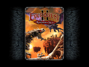 обоя видео, игры, everquest, ii, kingdom, of, sky