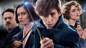 обоя кино фильмы, fantastic beasts and where to find them, fantastic, beasts, and, where, to, find, them