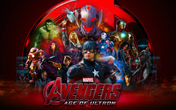 обоя кино фильмы, avengers,  age of ultron, age, of, ultrona