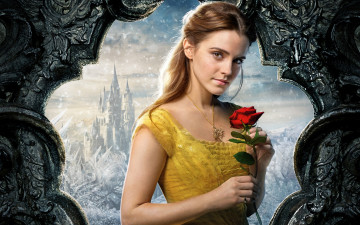 обоя кино фильмы, beauty and the beast, disney, emma, watson