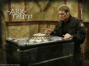 обоя stargate, sg1, the, ark, of, truth, кино, фильмы, continuum