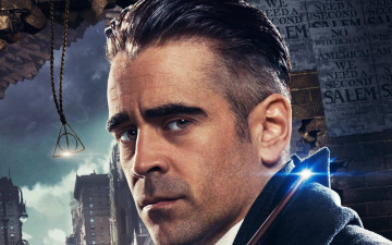 обоя кино фильмы, fantastic beasts and where to find them, colin, farrell