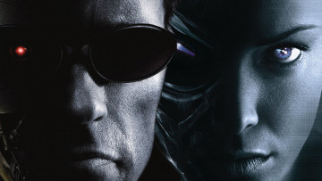 обоя кино, фильмы, terminator, rise, of, the, machines, терминатор