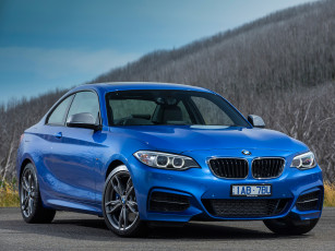 Картинка автомобили bmw m235i coupе track edition f22 2014г