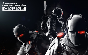 Картинка tom clancy`s ghost recon online видео игры солдаты