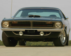 Картинка plymouth barracuda автомобили