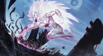 Картинка аниме one+punch+man lord boros cabalfan art anime one punch man
