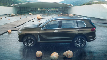 Картинка bmw+x7+iperformance+concept++2017 автомобили bmw 2017 concept iperformance x7