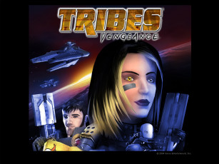 Картинка tribes vengeance видео игры