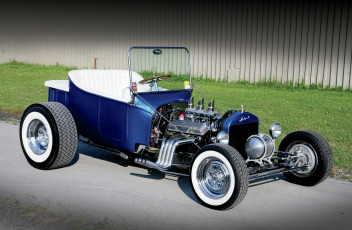 обоя 1923-ford-t-bucket, автомобили, custom classic car, ford