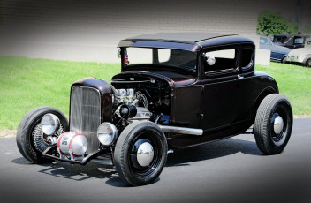 обоя 1930-ford-coupe, автомобили, custom classic car, ford