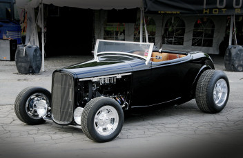 обоя 1932-ford-roadster, автомобили, custom classic car, ford