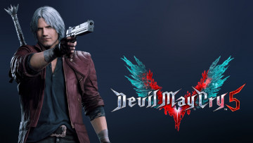 обоя видео игры, devil may cry 5, devil, may, cry, 5